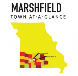 Marshfield Featured in 417 Magazine